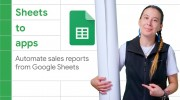 How to automate custom sales reports with Google Sheets and BigQuery